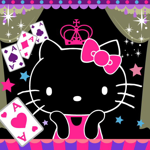 HELLO KITTY KLONDIKE LOGO-APP點子