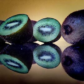 Kiwi fruits by Janette Ho - Food & Drink Fruits & Vegetables (  )