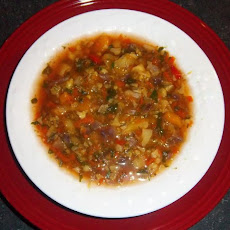 Vitamin Rich Vegetable Soup
