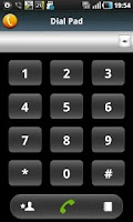 Screenshot of Navatalk Dialer