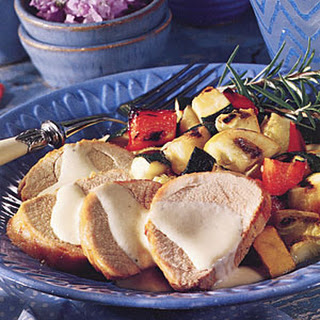 Pork Tenderloin Sour Cream Sauce Recipes