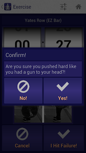 The Official 4-Hour Body App - screenshot