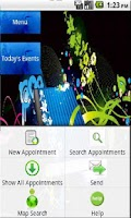 Screenshot of Appointment maker