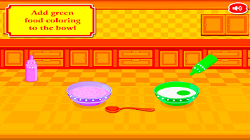Screenshot of Super Macaroons Cooking