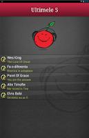 Screenshot of Radio Ciresarii
