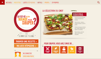 Screenshot of Danny souper