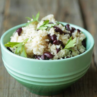 Caribbean Rice and Beans