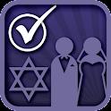 JEWISH WEDDING CHECKLIST PLAN icon