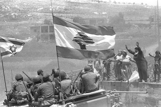 Operation Peace for Galilee -June1982