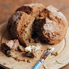 Irish Soda Bread with Walnuts