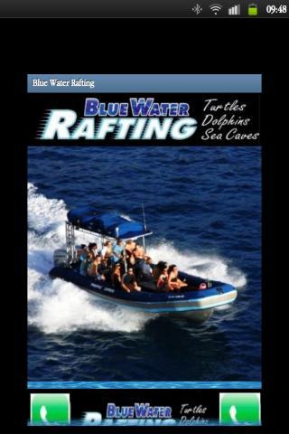 Blue Water Rafting