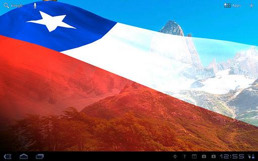 SA Flags Live Wallpaper