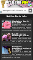 Screenshot of Giro de Italia 2014