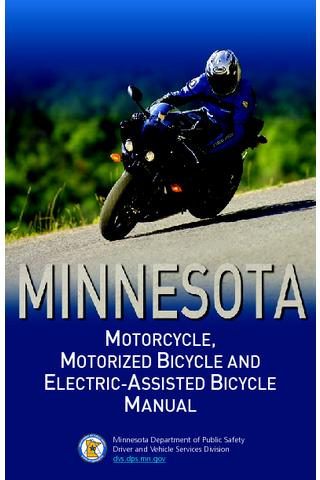 Minnesota Motorcycle Manual