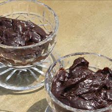 Creamy Double Chocolate Pudding