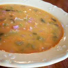 1-Hour Ham and Bean Soup