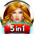 Game 5 in 1 Girl Games apk for kindle fire