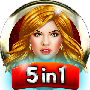 5 in 1 Girl Games