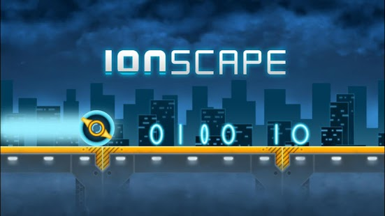 Ionscape - screenshot
