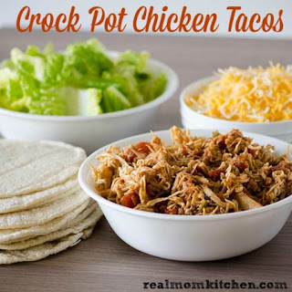 Crock Pot Chicken Tacos With Rotel Recipes
