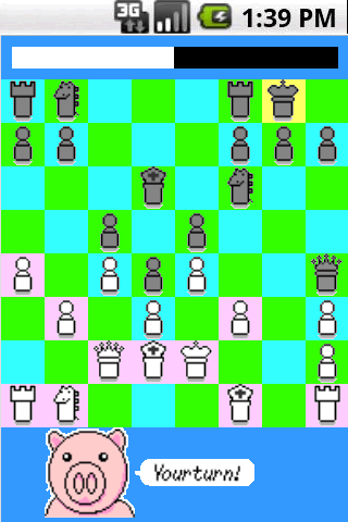 Chess of MARU YON