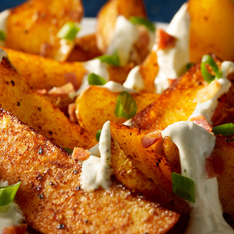 Ranch Potato Wedges