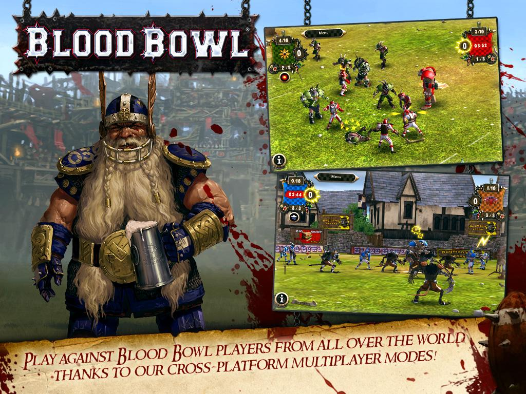 Blood Bowl Screenshot 4