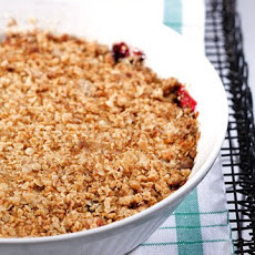 McCann's Fruit Crumble