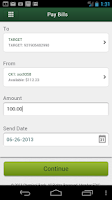 Screenshot of Chemical Bank Mobile Banking