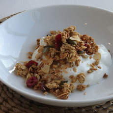 Granola for Breakfast