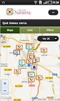 Screenshot of Turismo Navarra - App Oficial