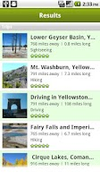 Screenshot of EveryTrail Pro