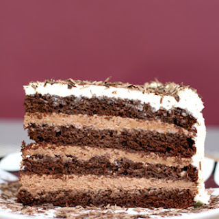 French Chocolate Mousse Cake Recipes