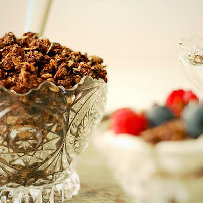 Chocolate & Coconut Granola