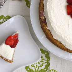 Lemon-Strawberry Shortcake