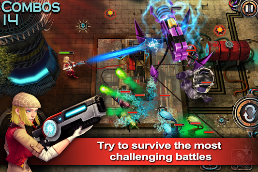 Final Fury Pro apk screenshot