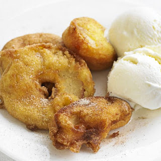 Apple & Pear Fritters