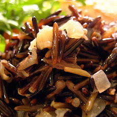 Brown & Wild Rice Salad