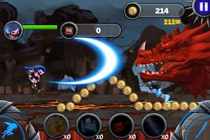 Screenshot of Devil Assassin: Evil Ninja