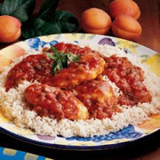 Apricot Salsa Chicken
