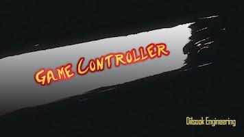 Screenshot of Game Controller