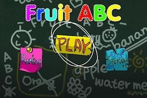 Screenshot of Fruit ABC Free ™