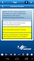 Screenshot of Stimmungstagebuch