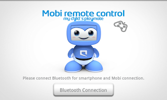Screenshot of Mobi Remote Control