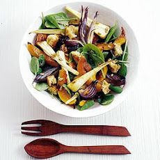 Honeyed Winter Salad