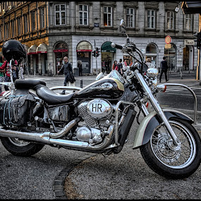 by Petar Tudja - Transportation Motorcycles (  )