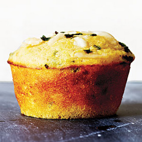 Parmesan-Corn Bread Muffins Recipes — Dishmaps