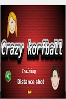 Screenshot of Crazy korfball android