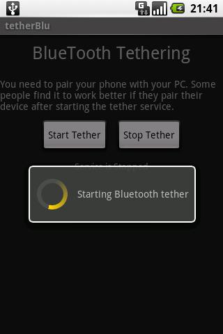 tether Blu - Free Edition