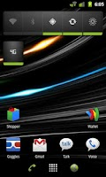 Screenshot of Nexus S 4G Widget